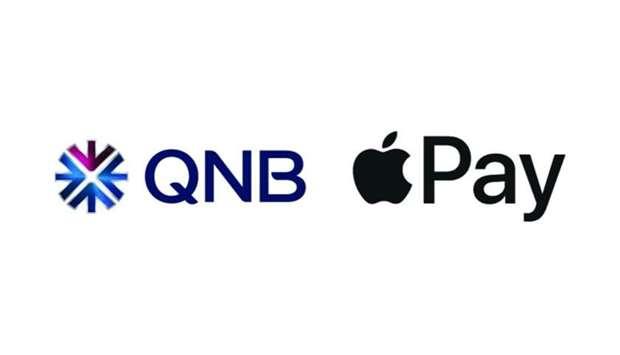 آبل ومجموعة QNB - خدمة Apple Pay في قطر
