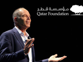 المدينة التعليمية بمؤسسة قطر تستضيف المؤسس المشارك لـنتفليكس