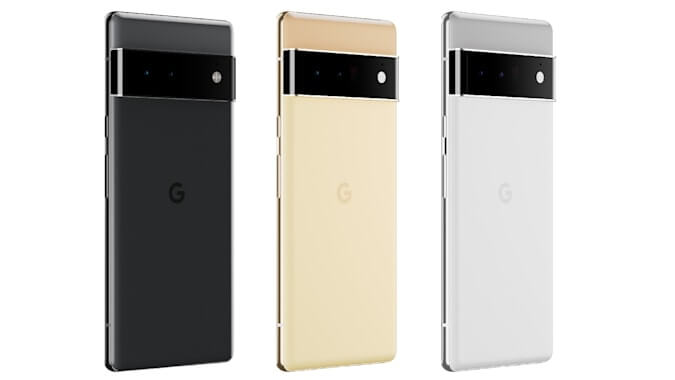 جوجل بيكسل 6 برو - تسريبات جوجل بيكسل 6 برو
