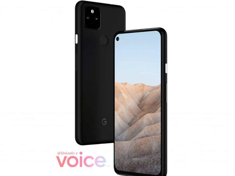 هاتف ذكي - جوجل Pixel 5a