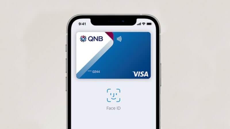 بنك QNB - خدمة Apple Pay في قطر