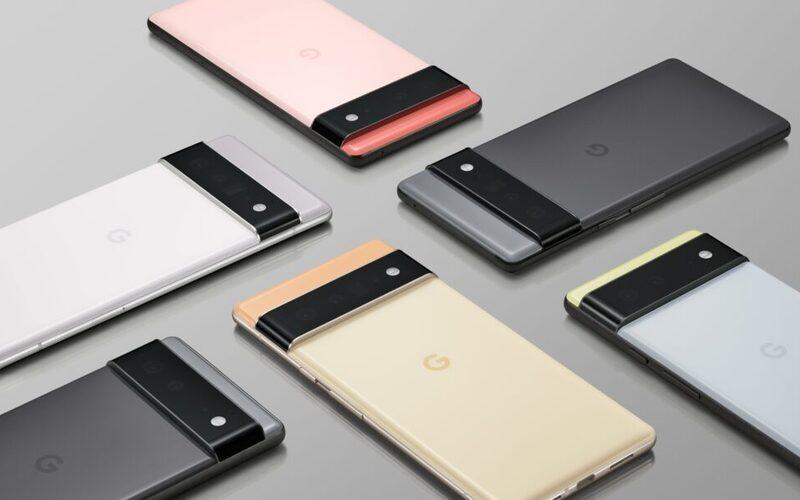 سلسلة هواتف جوجل بيكسل 6 - جوجل توقف إنتاج بيكسل 5 وبيكسل 4 أيه