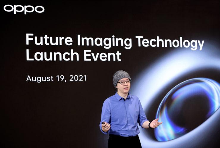 شركة أوبو - أوبو تعلن عن تكنولوجيا التصوير المستقبلي للهواتف الذكية