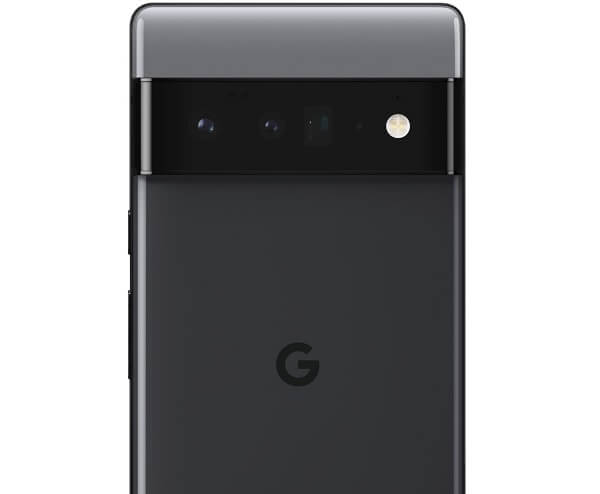 الكاميرات - جوجل بيكسل 6 برو