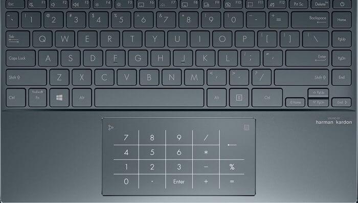لوحة اللمس - ASUS ZenBook 13 OLED