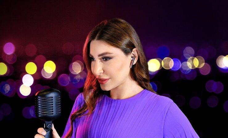 يارا - هواوي تتعاون مع نجمة الموسيقى يارا