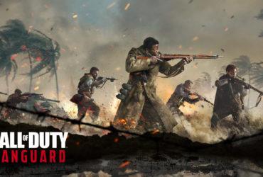 لعبة Call of Duty Vanguard