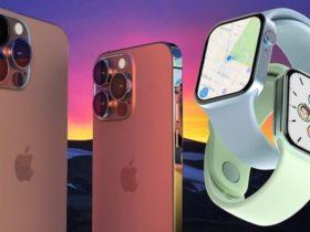 آبل - أبرز شائعات هواتف الآيفون 13