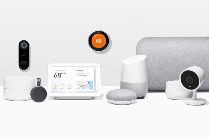 أجهزة Nest المنزلية - تخطط جوجل للكشف عن منتجات جديدة