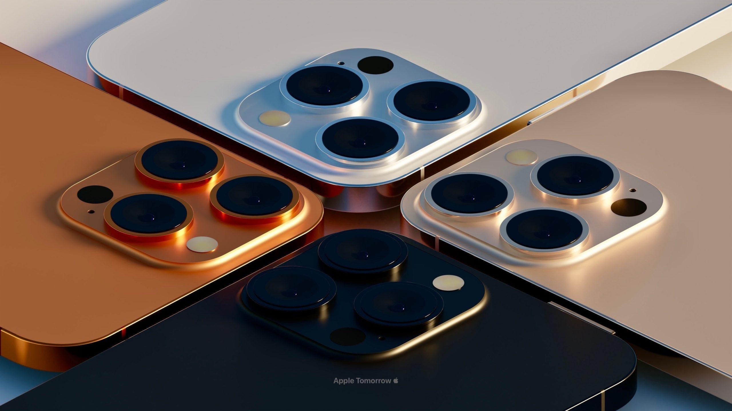 ألوان هاتف ايفون 13 برو scaled