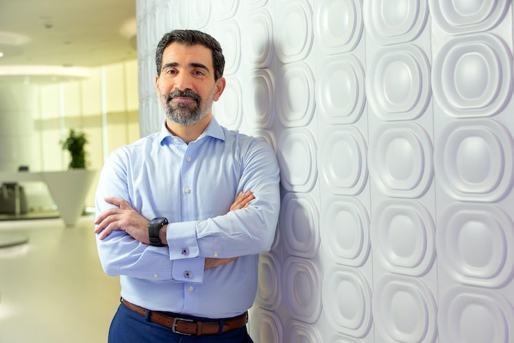 أسامة الزعبي، الرئيس التنفيذي للشؤون التكنولوجية لدى شركة سيسكو في الشرق الأوسط وشمال أفريقيا
