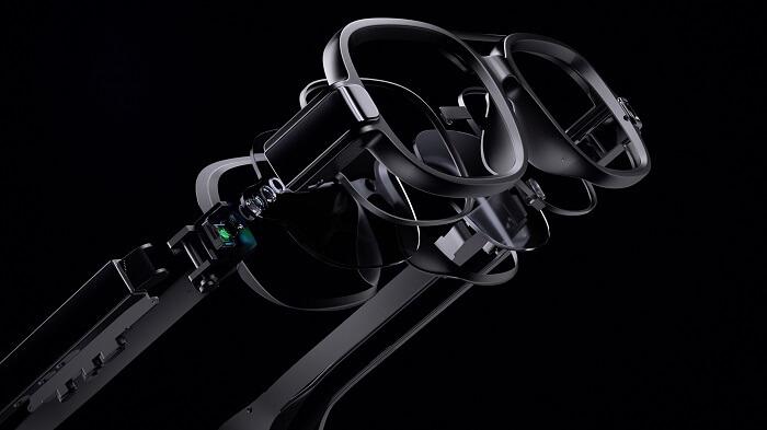 التصميم - نظارة شاومي سمارت جلاس