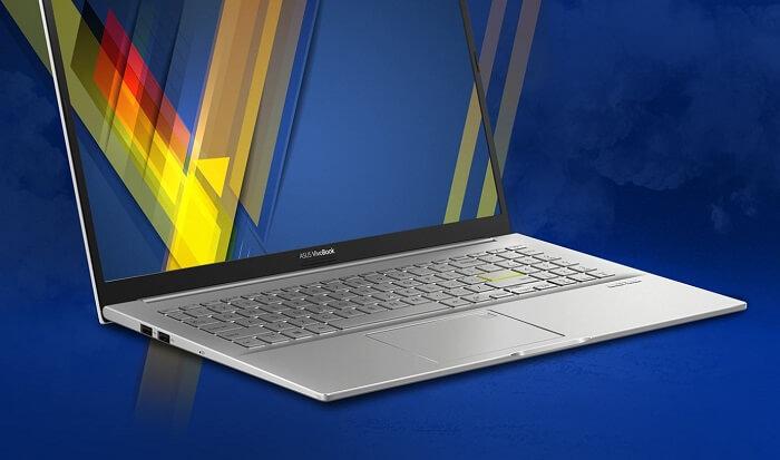 التصميم - ASUS VivoBook 15 OLED (K513)