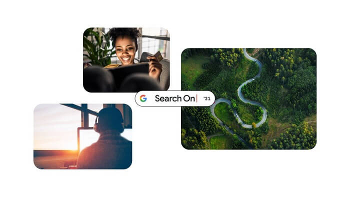 حدث Google Search 2021