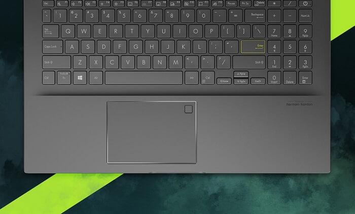 لوحة المفاتيح - ASUS VivoBook 15 OLED