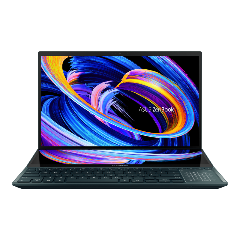ASUS - حدث Create The Uncreated Zenbook Pro Duo 15 OLED