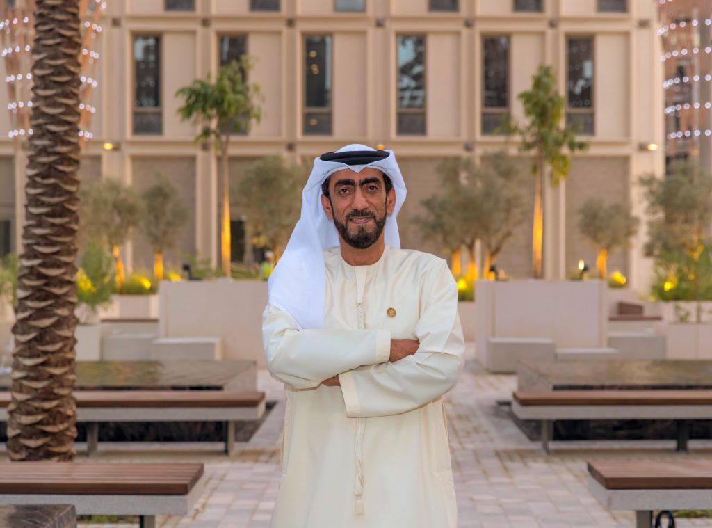 محمد الهاشمي، الرئيس التنفيذي للتقنية في إكسبو 2020 دبي