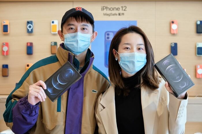 آيفون 12 - هواتف الآيفون بيئة غير جاذبة للبرامج الضارة