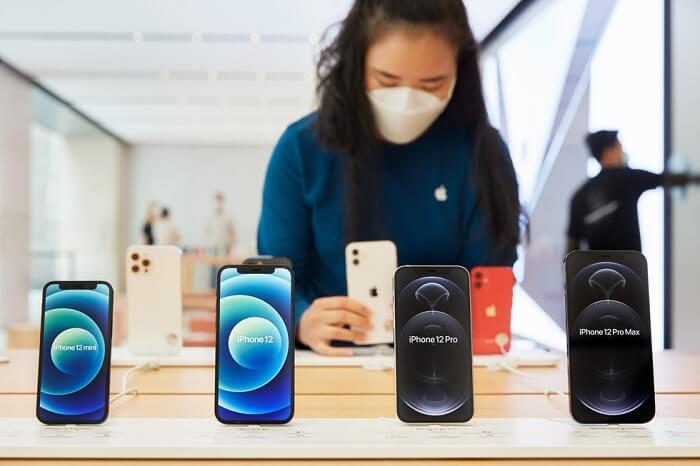 سلسلة هواتف آيفون 12 - هواتف الآيفون بيئة غير جاذبة للبرامج الضارة