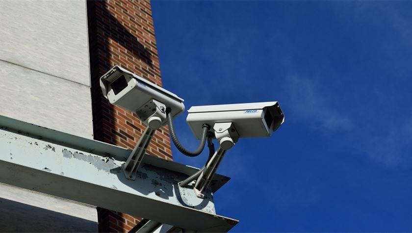 كاميرات في الشوارع العامة - حظر تقنية التعرف على الوجه