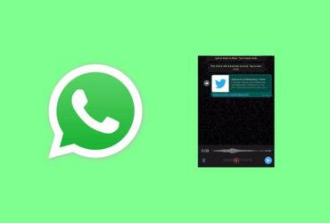 تطبيق واتساب - ميزة إيقاف التسجيلات الصوتية مؤقتا