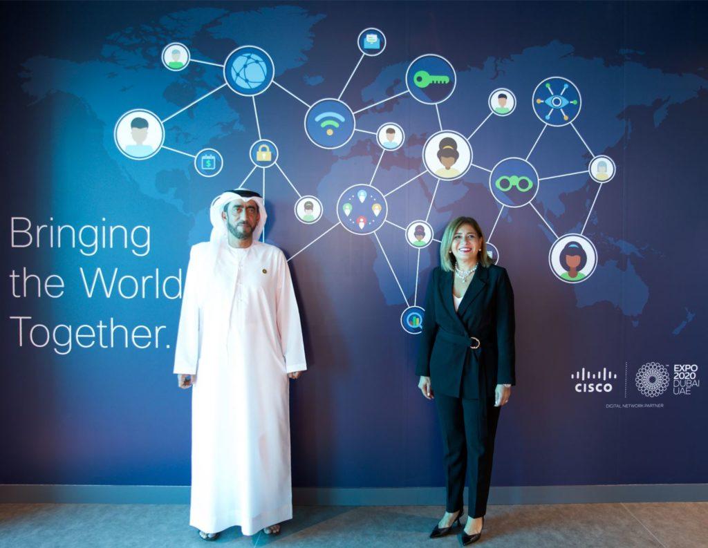 Cisco at EXPO 2020 1