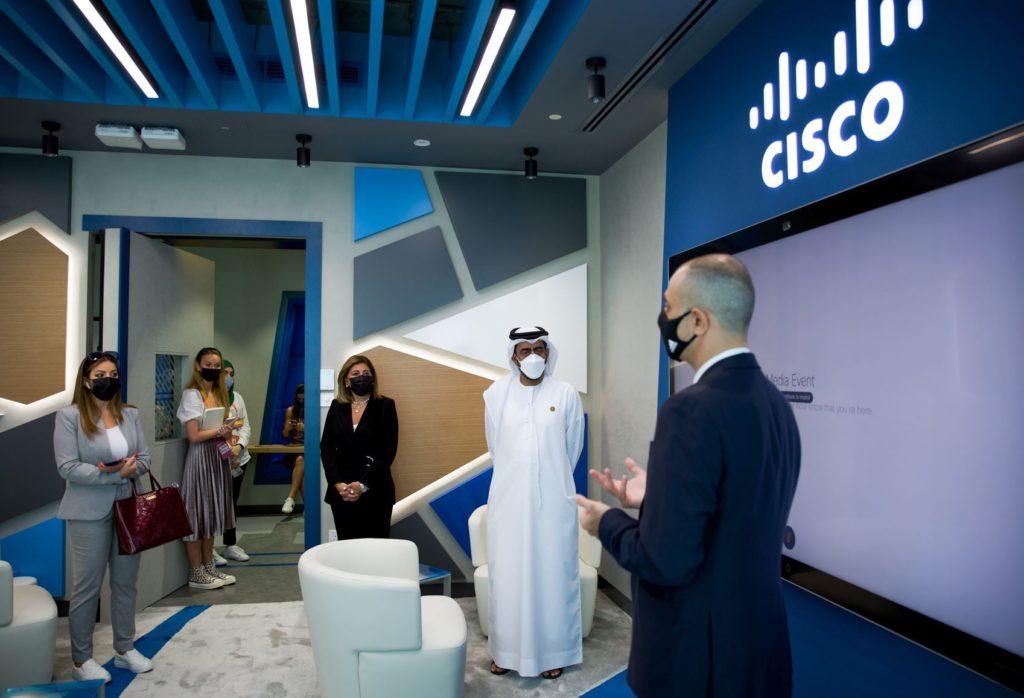 Cisco at EXPO 2020 2