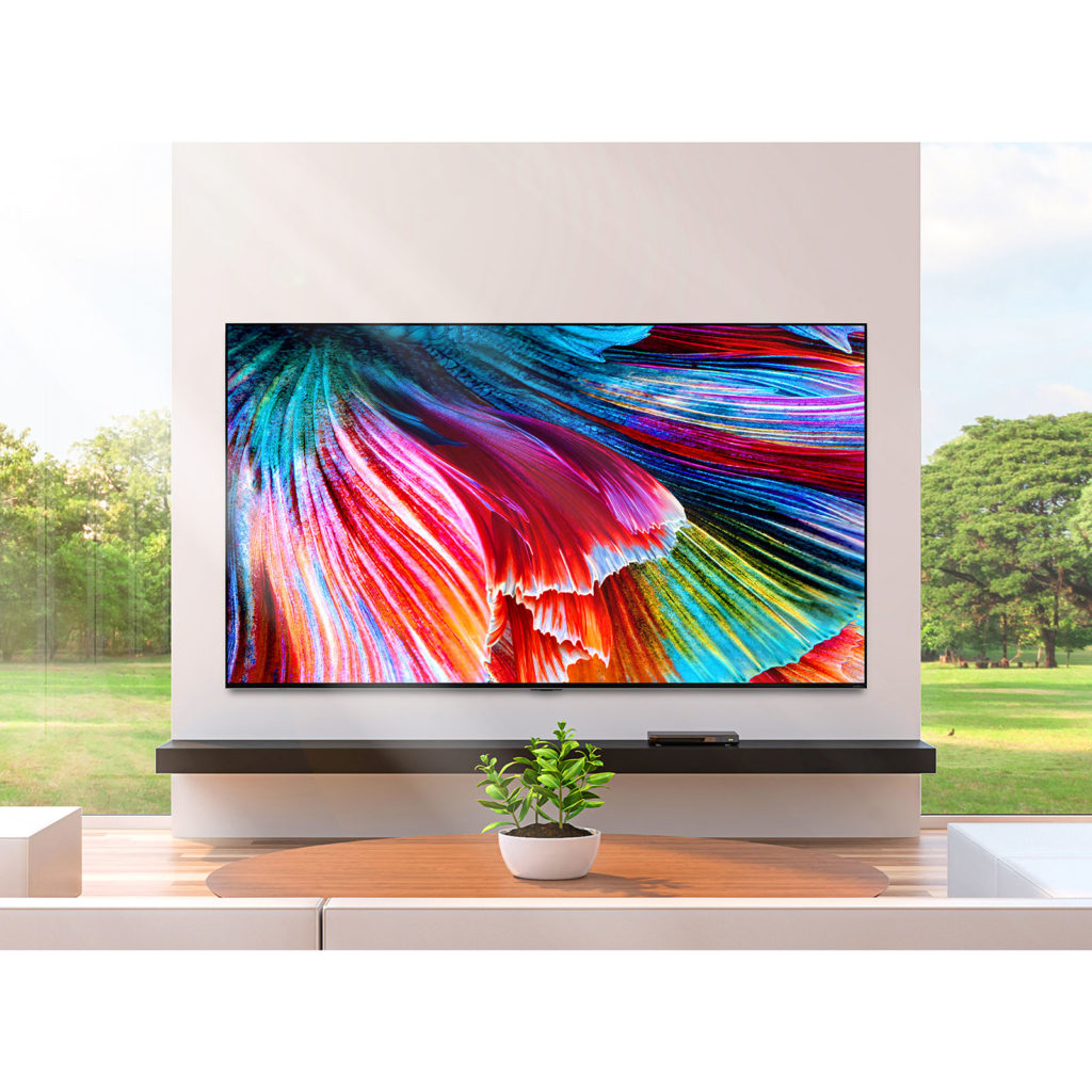 LG QNED99 1